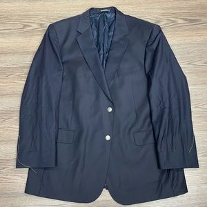 Jos A Bank Signature Gold NWT Navy Blue Blazer 46R
